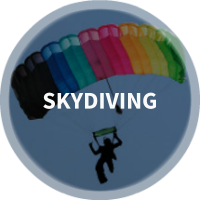 Find Hang Gliding, Paragliding & Where To Go Skydiving in Austin, TX