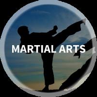 Find Karate, Taekwondo, Judo, Jiujitsu & Mixed Martial Arts