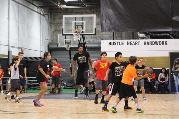 basketball youth Miami Florida team sports