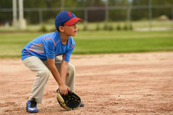 baseball fielding youth south Florida active boys sports