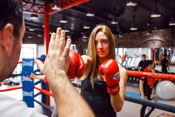 boxer boxing Miami fitness south Florida active cities