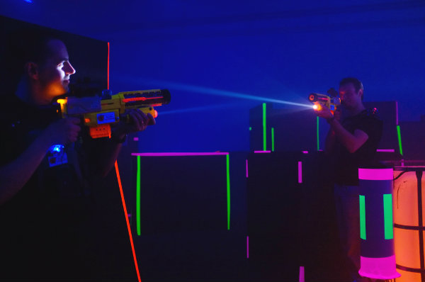 lasertage indoor activities Miami Florida