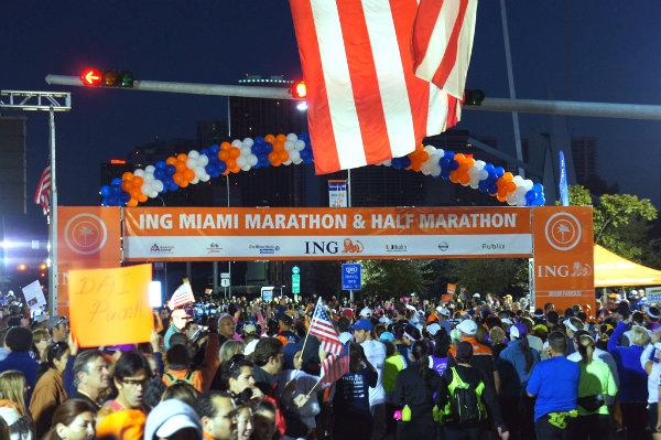 marathon Miami running 26.2 13.1