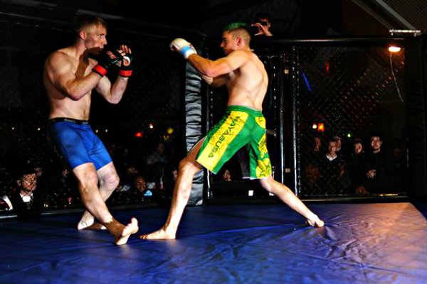 mama mixed martial arts in Miami fighting active cities lifestyle
