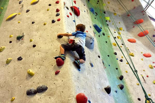 rock climbing Miami Florida indoor outdoor adventure exercise