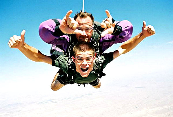 skydiving Miami thrill seeker adventure south Florida