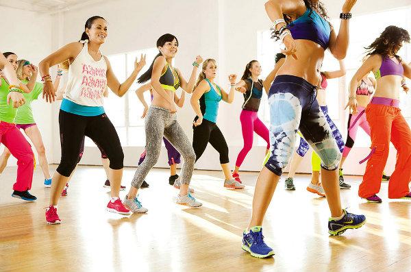 Zumba exercise active lifestyle Miami fun easy dance
