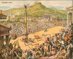 The First Olympics | History of the Ancient Olympic Games