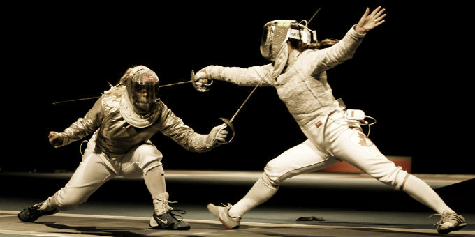 Fencing: En Garde! Grab Your Sword And Fight