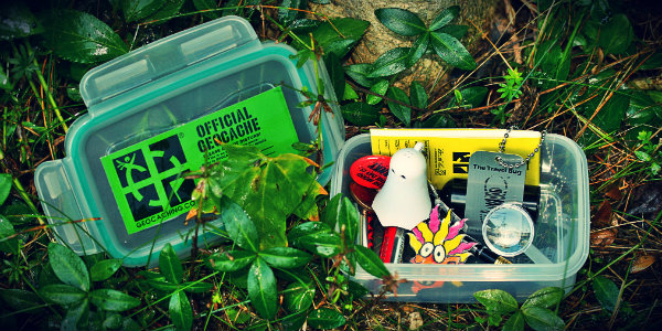 Geocaching: A Real World Treasure Hunt (All You Need Is Your Phone!)