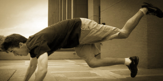 Quadrupedal Movement: Parkour's Best-Kept Conditioning Secret