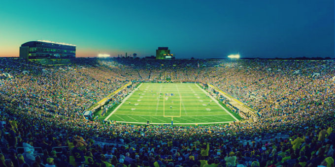 College Football Stadiums: A Complete List Of All Division 1 Football Fields