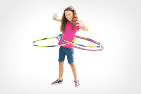 childrens hula hoop exercise toy