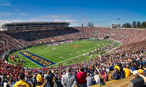 College Football Stadiums A List Of All Division Fields - 12 american college sports venues to see before you die