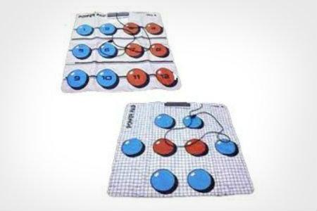 original nintendo power pad video game system