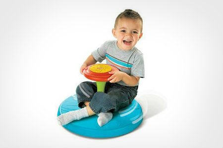 sit and spin toy for kids