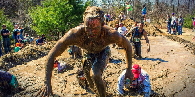 10 Reasons To Try A Mud Run