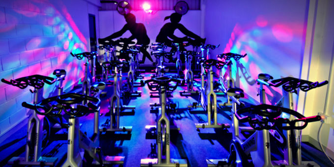 "Pedal To The Treble: Live DJs ""Spin"" For Cycling Classes"