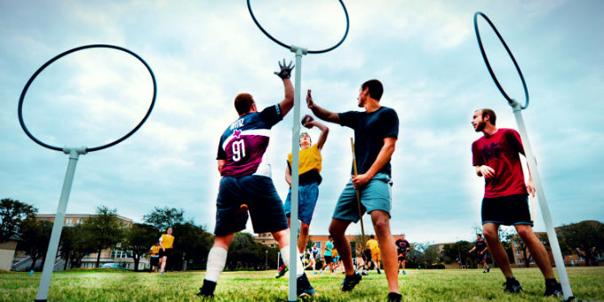 Yes, Quidditch Is A Real Sport, And It's Intense