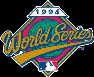 1994 no world series due to baseball players strike