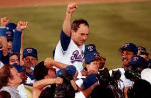 1991 nolan ryan throws a no hitter