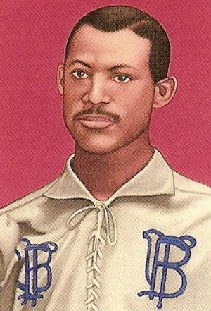 first black major league baseball player