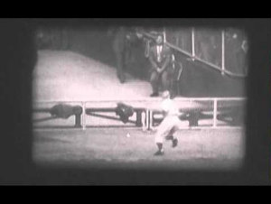 1947 first world series on tv between New York Yankees and Brooklyn Dodgers