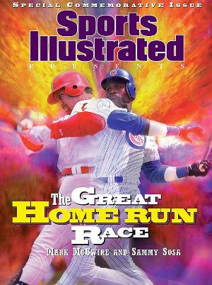 1998 mcgwire and sosa hit 70 and 66 home runs
