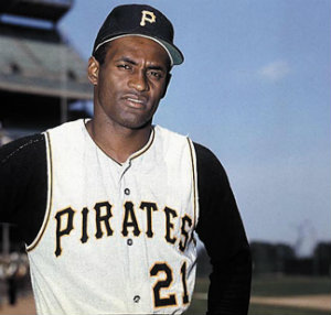 Roberto Clemente and Jackie Robinson died in 1972