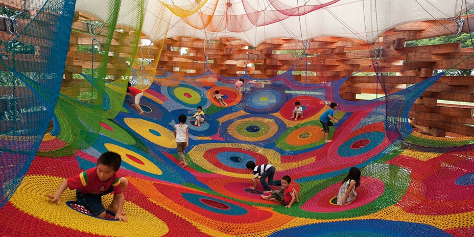 These Are The World's 10 Coolest Playgrounds