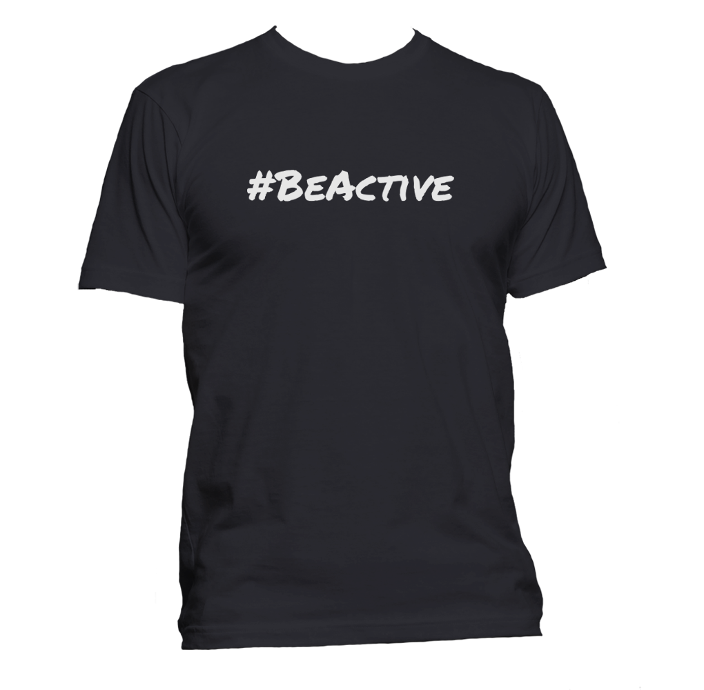 #BeActive T-Shirt