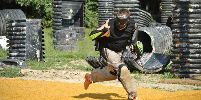 5 Most Spectacular Paintball Arenas In The World