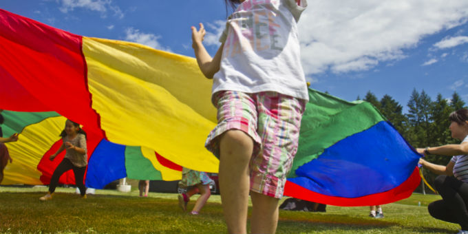 Play Parachutes Are The Perfect Toy For All Ages To Enjoy