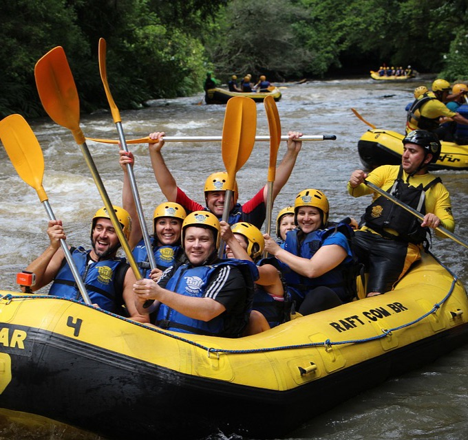 5 Most Exciting Places To Go Whitewater Rafting Near You