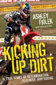 Ashley Fiolek's inspiring story of breaking into the male-dominated world of motocross as a deaf woman proves that determination and passion can make any dream possible, no matter what society may say.