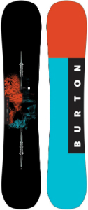 Burton's multicolor men's snowboard
